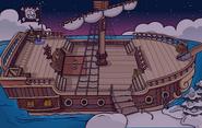 Fashion Party Pirate Ship