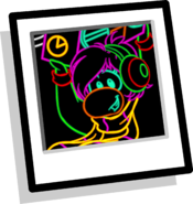 Cadence's Neon Giveaway Icon
