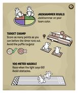 Stadium Games Poster