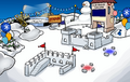 Winter Party 2019 Snow Forts