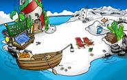 Submarine Party Beach