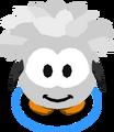 Grey Puffle Costume IG