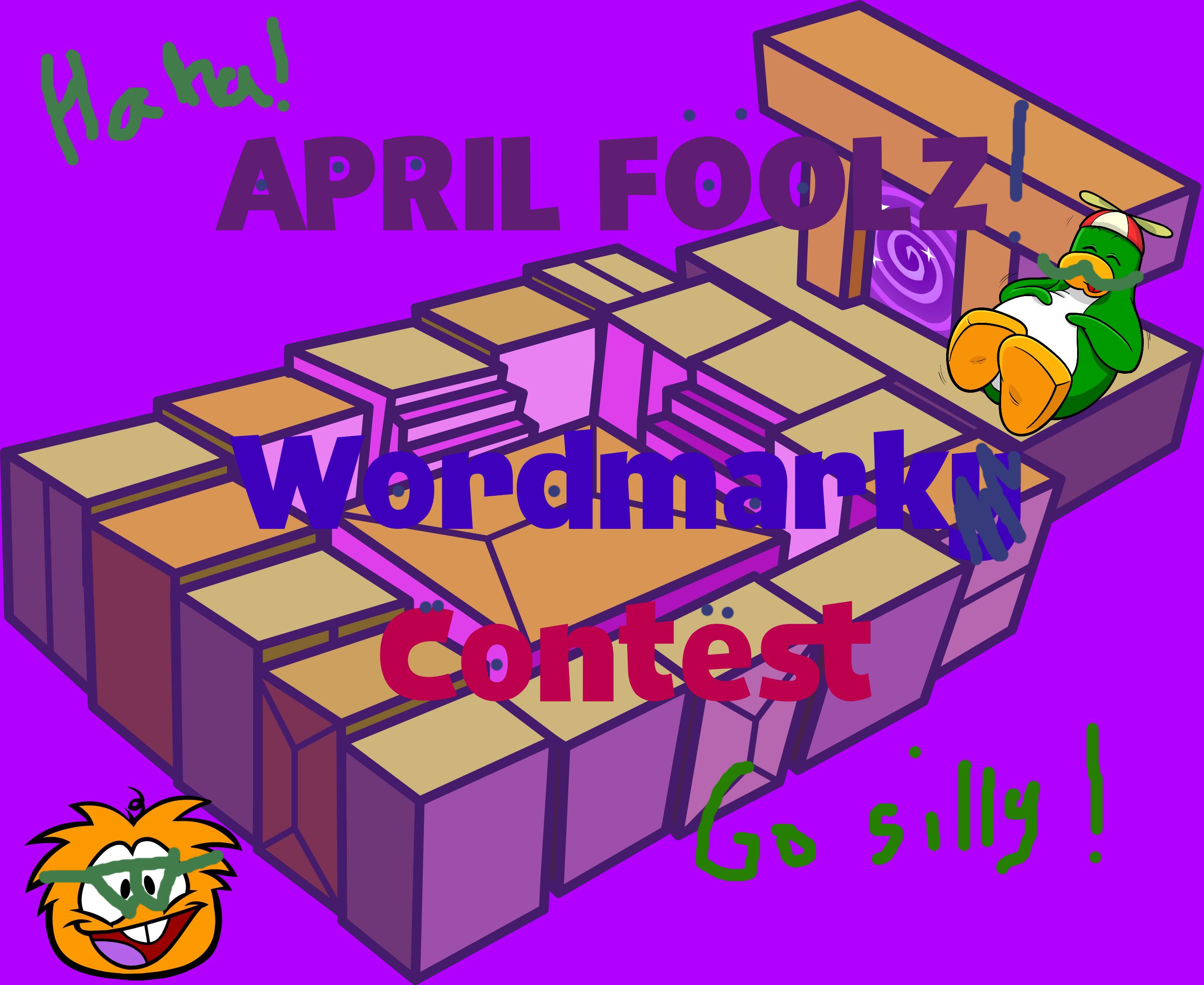 Lataus/April Fools Party 2019 Wordmark Contest!