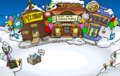 Puffle Party 2018 Plaza
