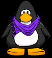 Purple Designer Scarf PC