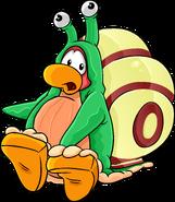 Toni the Snail