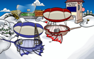 Festival of Flight Snow Forts