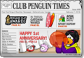 Club Penguin Times Issue 48