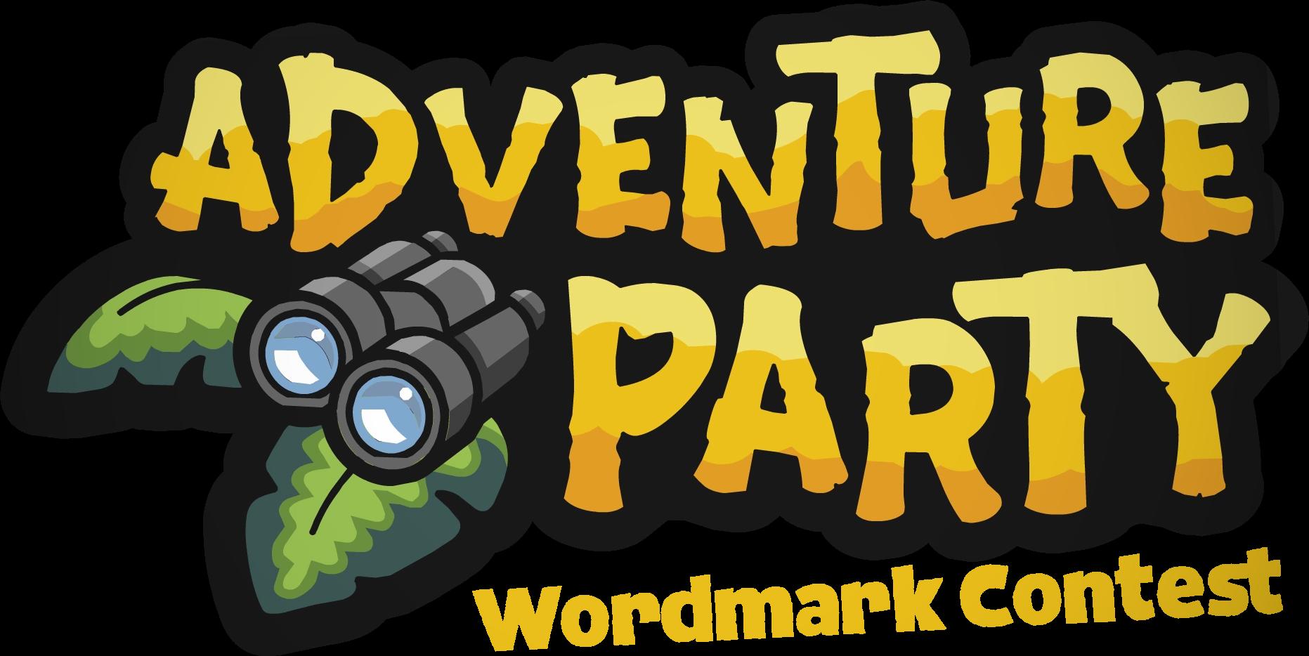 Lataus/Adventure Party Wordmark Contest!