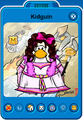 Kidguin Player Card - Late July 2020 - Club Penguin Rewritten