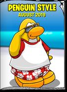 Penguin Style Aug 19