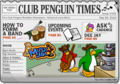 Club Penguin Times Issue 108