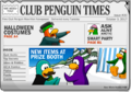 Club Penguin Times Issue 30