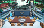 EPF Rebuild pre-construction EPF Command Room