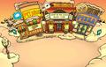 Sensei's Fire Scavenger Hunt Plaza