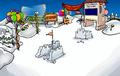 The Fair 2017 Snow Forts