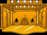 Golden Castle Igloo