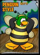 Penguin Style Oct 17