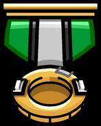 Mission 4 Medal