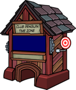 Clock Tower Island Adventure Party