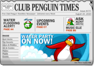 Club Penguin Times Issue 172