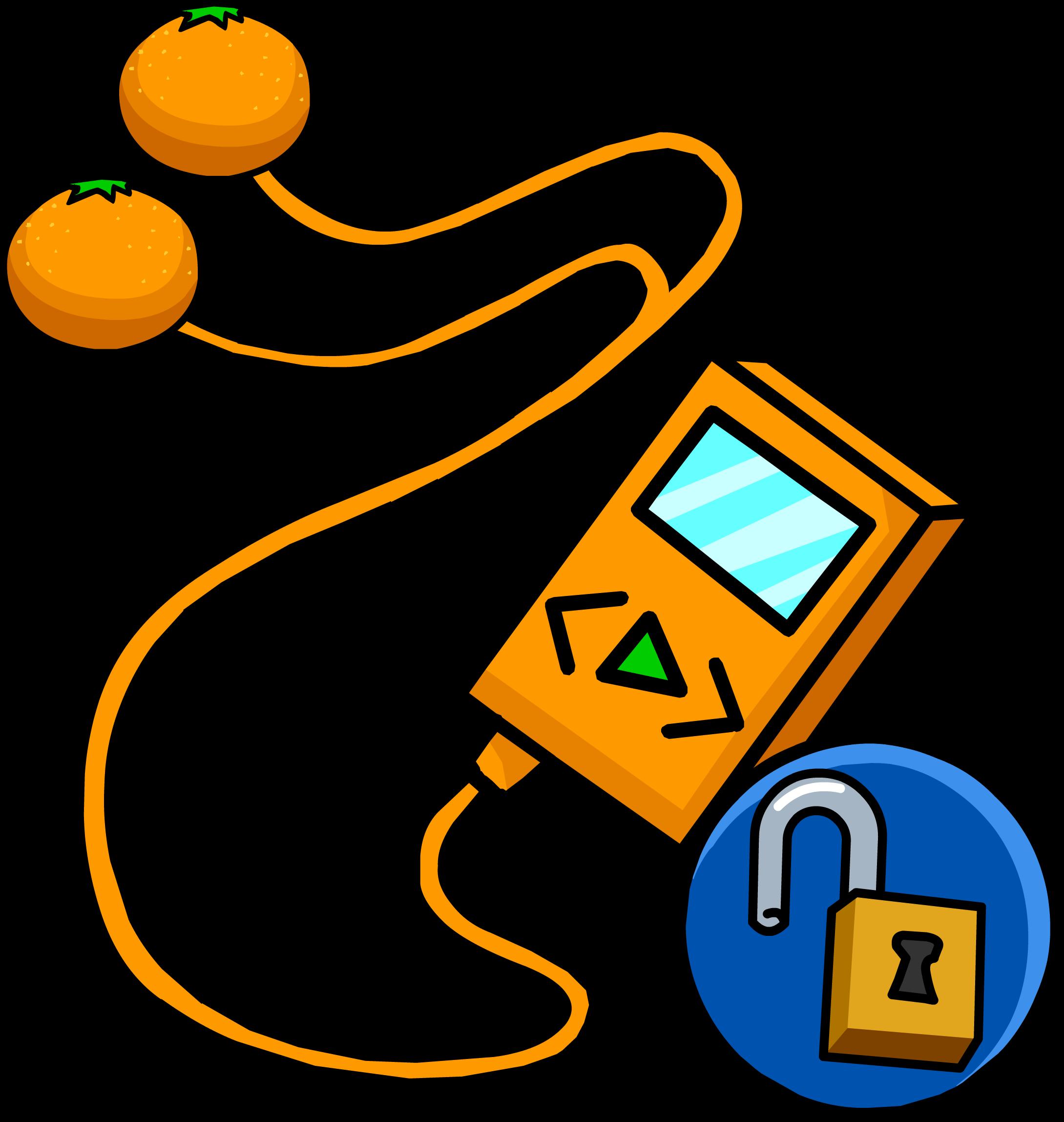 Orange MP3000