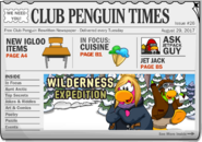 Club Penguin Times Issue 26