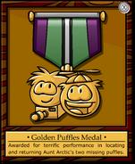 Mission 1 Medal full award