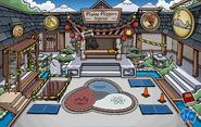Celebration of Fire Construction Ninja Hideout