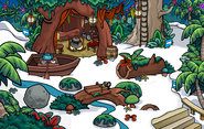 Island Adventure Party 2018 Forest