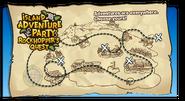 Island Adventure Party Login Screen