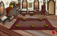 Medieval Party 2017 Book Room