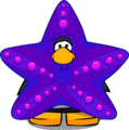 Starfish Costume PC
