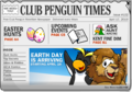 Club Penguin Times Issue 102