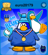 Euro Penguin Games 1