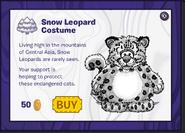 Snow Leopard Catalog