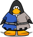 White & Blue Squire Outfit PC