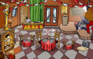 April Fools' Party 2019 Pizza Parlor
