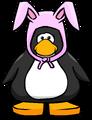 Pink Bunny Ears PC