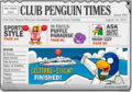 Club Penguin Times Issue 25