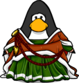 Forest Maiden Gown PC