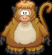 Monkey Costume PC