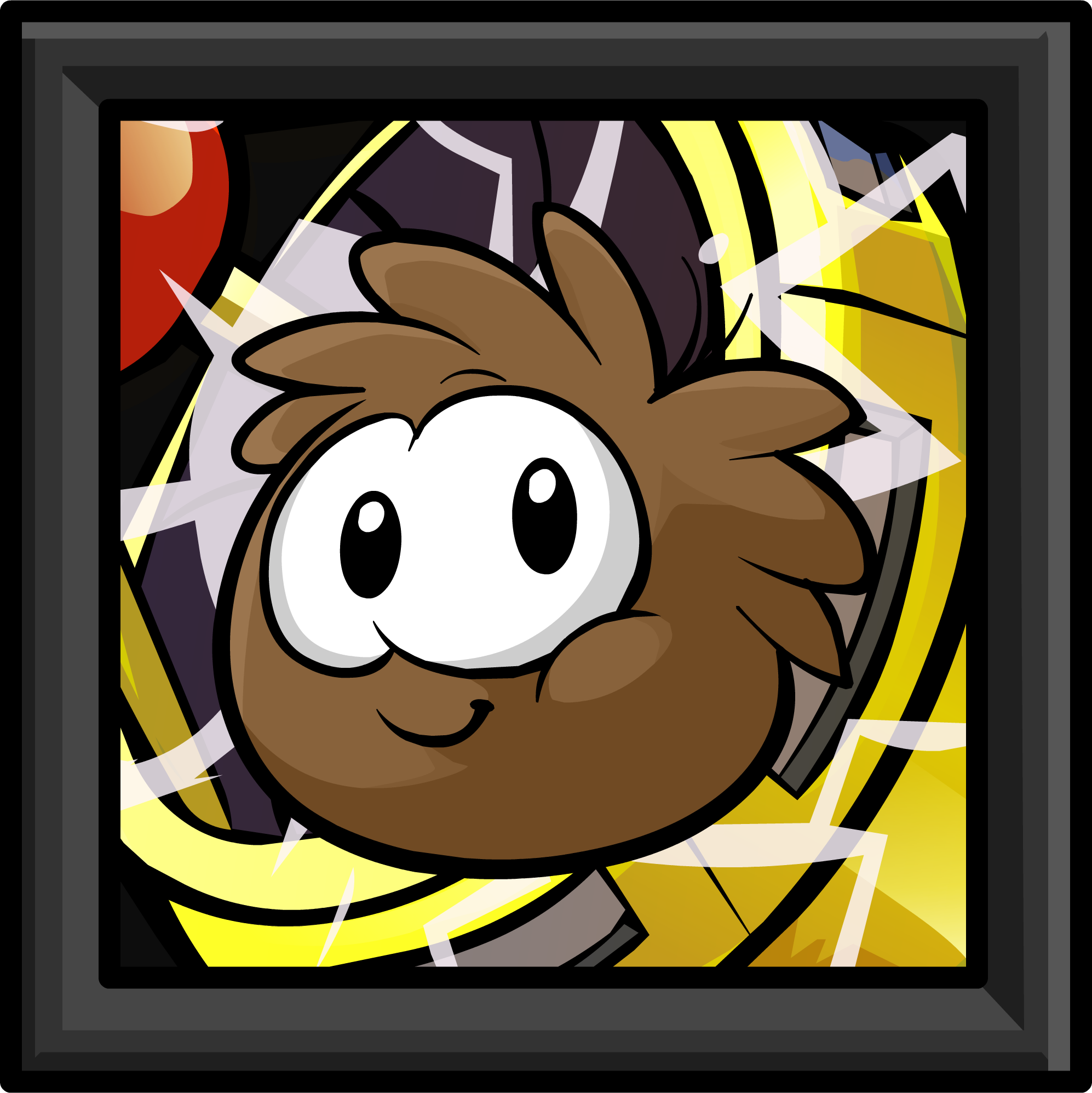 Brown Puffle Picture