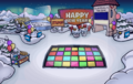 New Year's Day 2020 Snow Forts 2