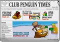 Club Penguin Times Issue 84