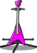 Guitar Stand 3