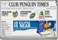 Club Penguin Times Issue 141