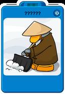 Sensei mystery Player Card