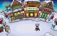 Christmas Party 2018 Plaza