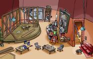 Music Jam 2021 construction Coffee Shop